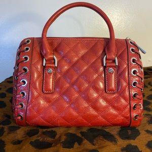 Michael Kors Hippie Grommet Satchel Handbag